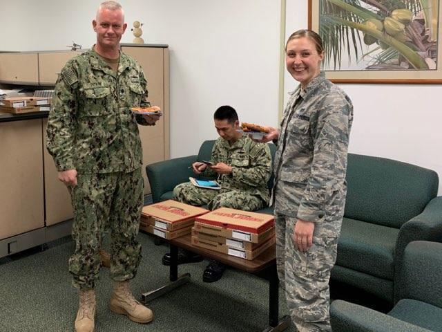 Honolulu Pizza