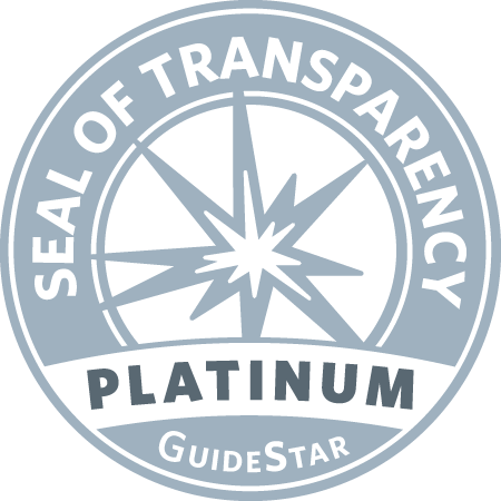 Guidestar Platinum Seal of Transparency